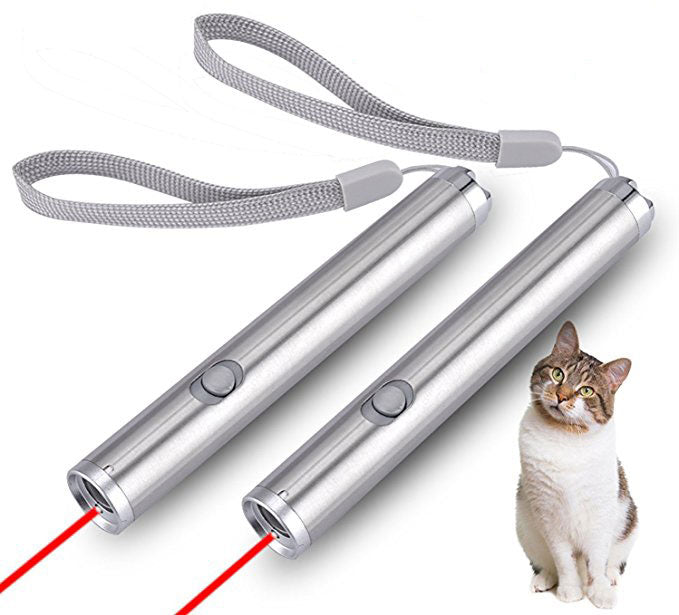 KittyLaser - Laser pointer for playing with cats