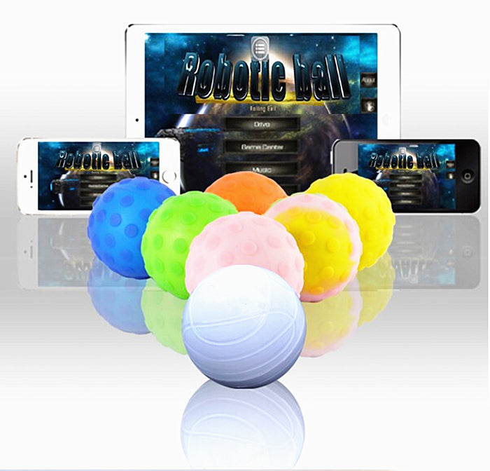 Zoonti  — App Controlled wireless robotic ball for IOS Android Devices robot ball Smart remote control toys