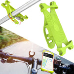 MountGrip — Elastic Smartphone Holder for Bike
