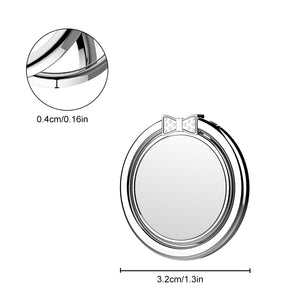 """Zoomtype"" Mirror Ring Holder for iPhone"