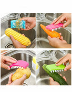 Sticky Alligator Scrub — For Those Who Hates to Wash Dishes