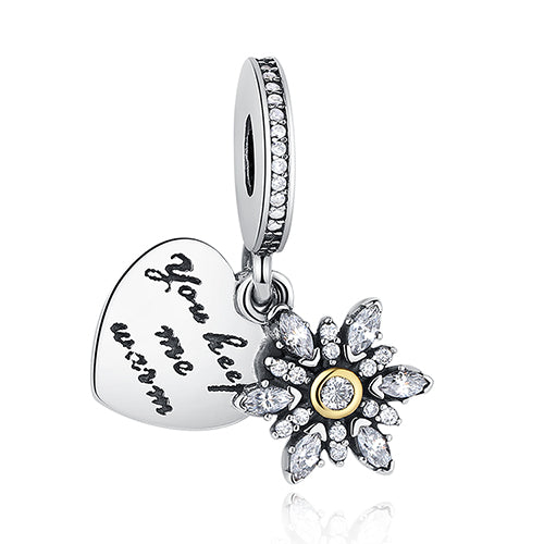 Freedom Angel Wing - Pandora Fit Charm