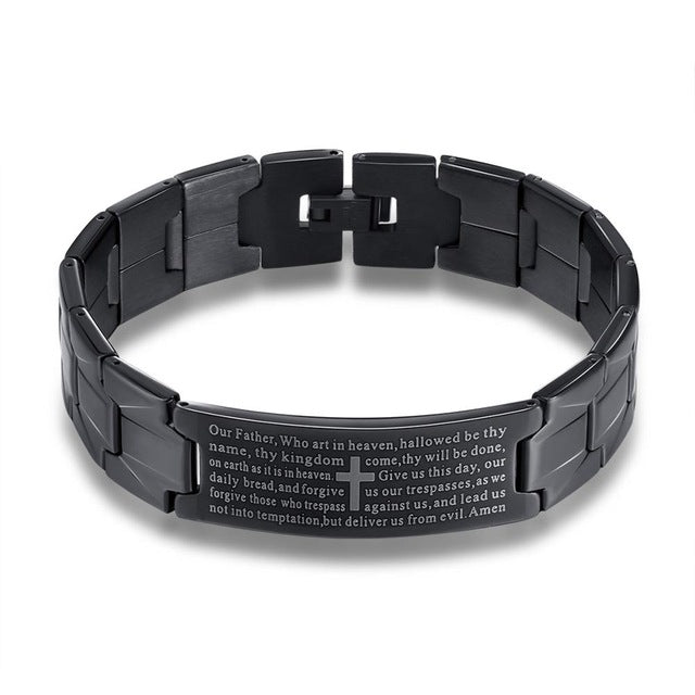 Rhyxo — Elegant Stainless Steel Men Bracelet