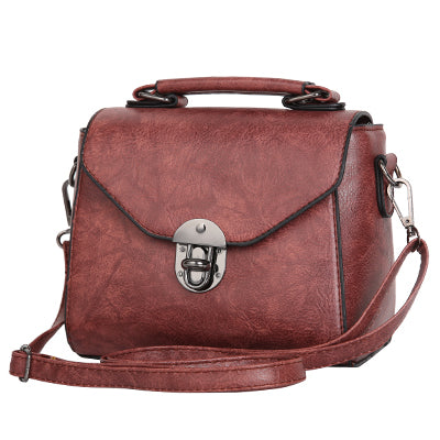 Famm — Casual Vintage Eco Leather Handbag