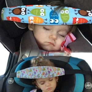 NeckFix — Baby Head Fixing Band (Travel edition)