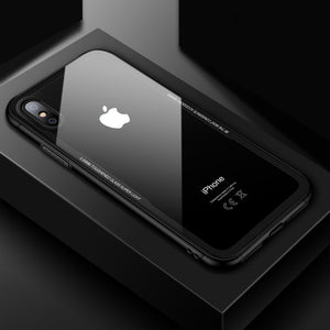 Clear 2000 — Luxury Case for iPhone