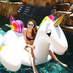 Floaty — Giant Unicorn Pool Float