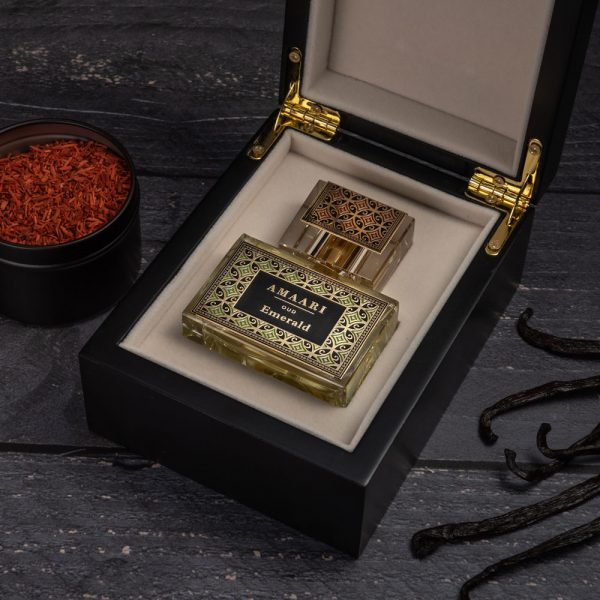 Amaari Oud Fragrance for Her - Emerald