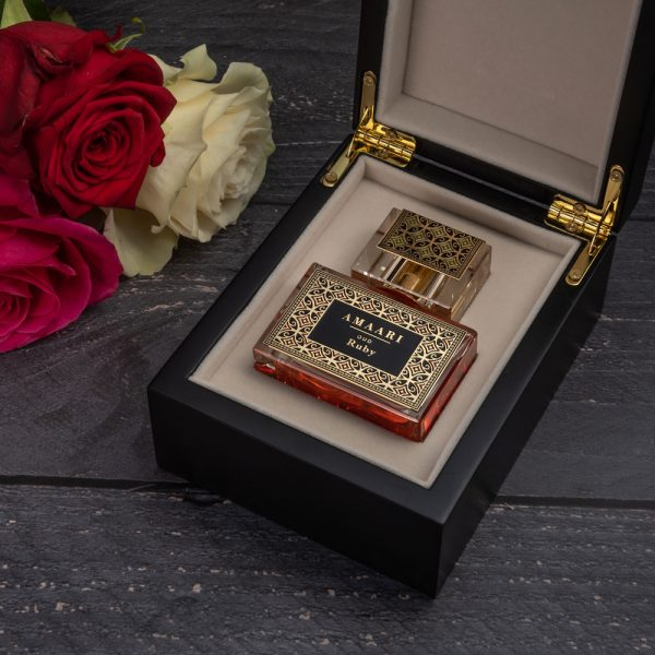 Amaari Oud Fragrance for Her - Ruby