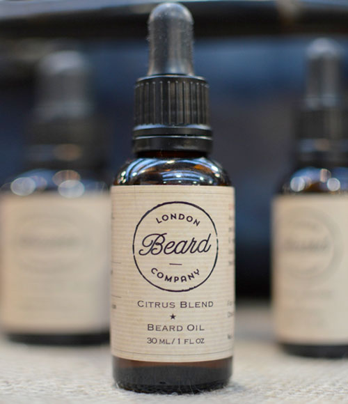 Citrus Blend Beard Oil