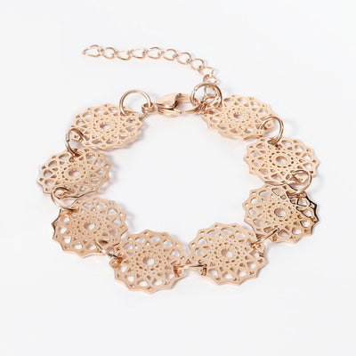 Marrakesh Bracelet - Rose Gold