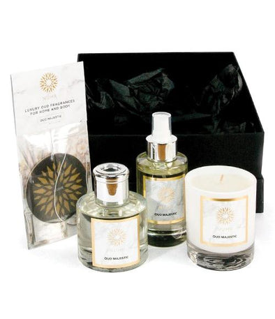 Oud Arabia Complete Home Gift Set