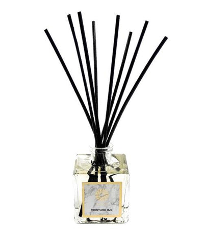 Peony & Oud Luxury Reed Diffuser