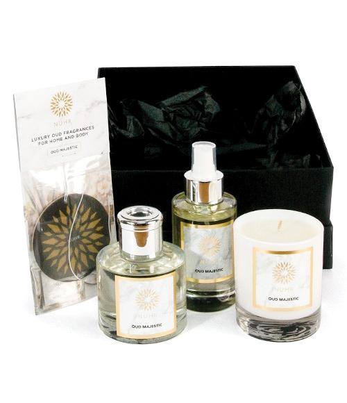Rose & Oud Complete Home Gift Set
