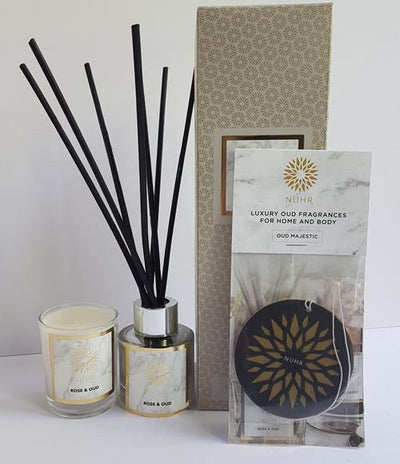 Oud Arabia 'Home Scenting' Gift Set