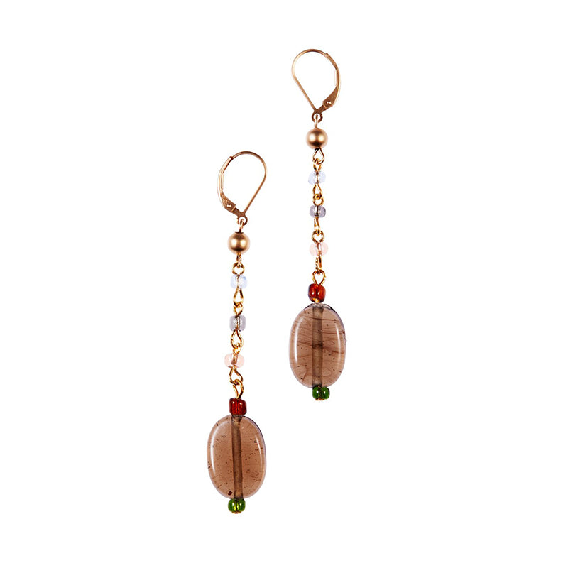 POMS Dew Drop Earrings
