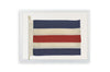 Framed Nautical Flag - C