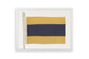 Framed Nautical Flag - D
