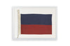 Framed Nautical Flag - E
