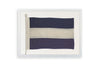 Framed Nautical Flag - J