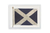 Framed Nautical Flag - M