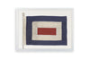 Framed Nautical Flag - W