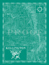 Map of Killington, VT