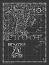 Map of Rowayton, CT