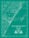 Map of Sea Isle, NJ