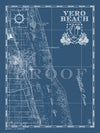 Map of Vero Beach, FL