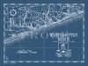 Map of Westhampton Beach, NY