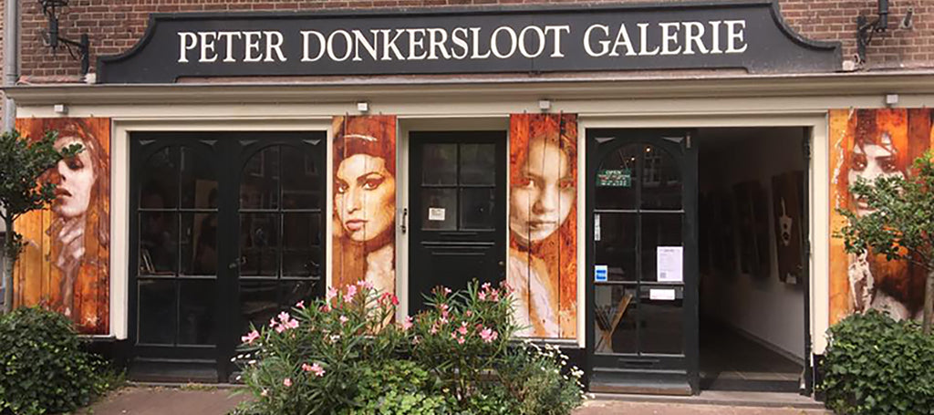 Official Peter Donkersloot Galerie Amsterdam