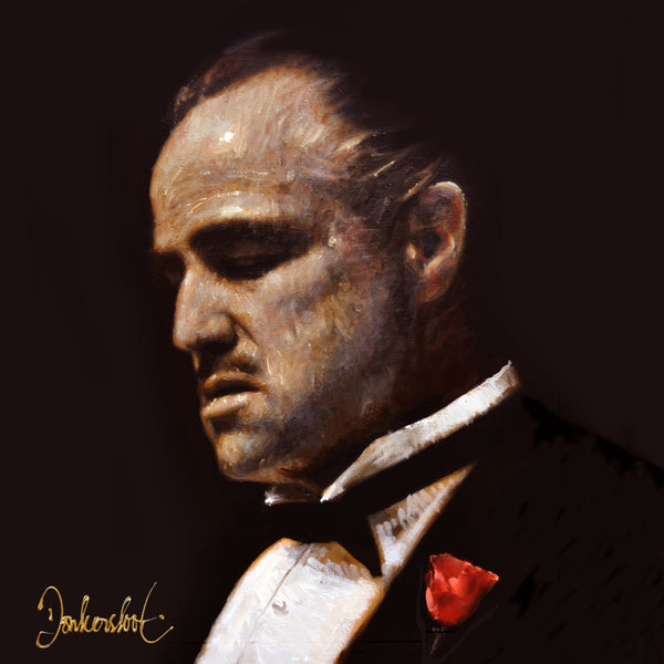 The Godfather | Don Corleone| Peter Donkersloot