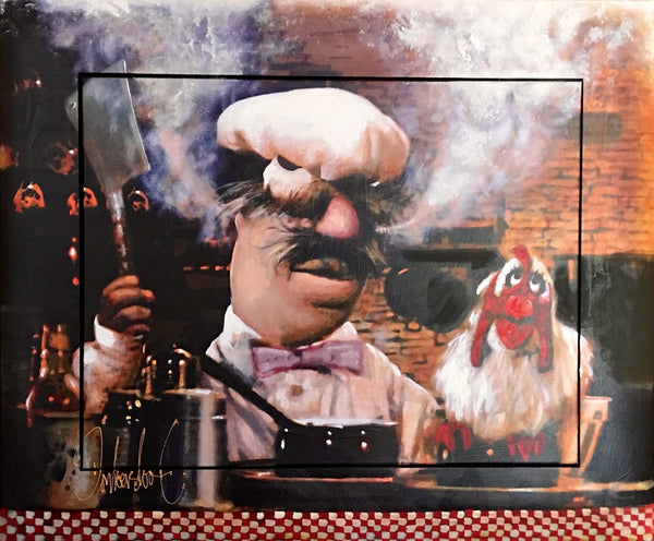 The Swedish Chef | Donkersloot Classic