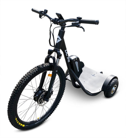 DC-TRI Electric Trike