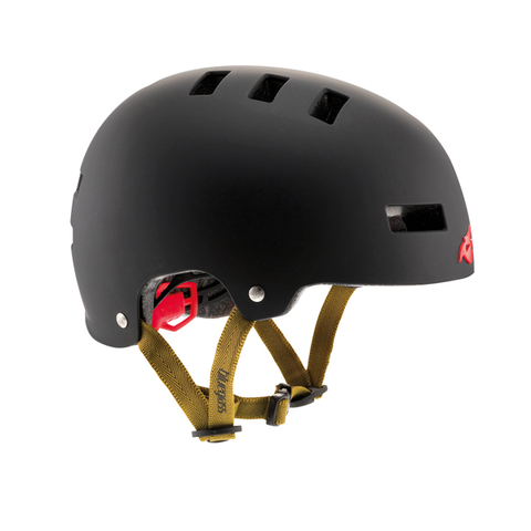 Bluegrass Super Bold Helmet (Black/Brown)