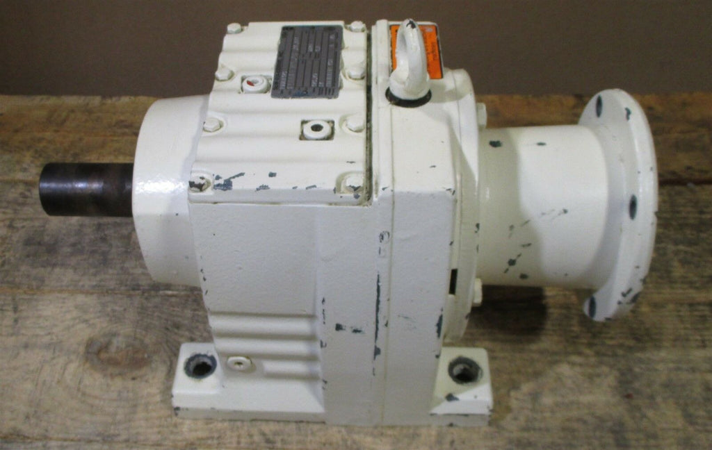 Sew Eurodrive R77LP143 Gear Reducer 145.67:1 Ratio 7260 Lb-In Torque Used