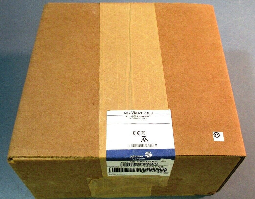 Johnson Controls MS-VMA1615-0 New Unopened
