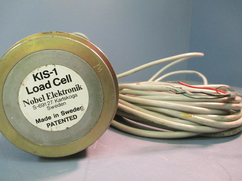 Nobel Elektronik Load Cell KIS-1