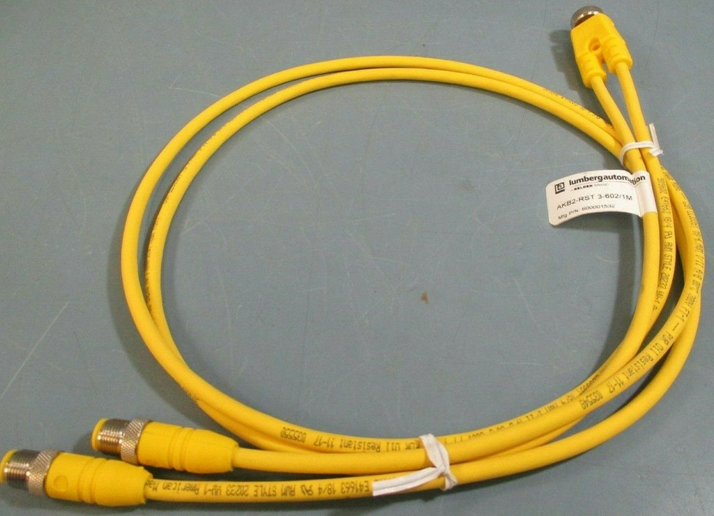 Lumbergautomation Cable Splitter AKB2-RST 3-602/1M