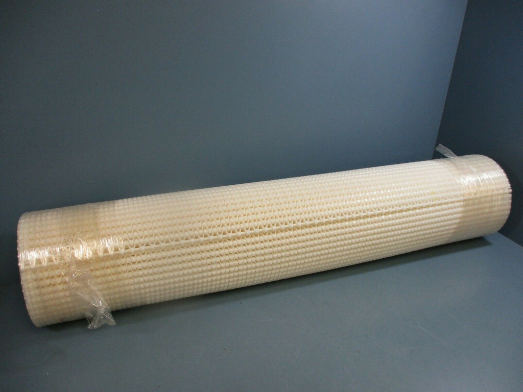 "Habasit M1233 Flush Grid Conveyor Roller 39.88"" x 15 Ft NEW"