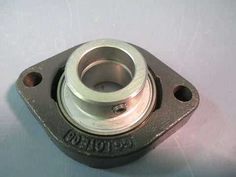 INA 2-Bolt Mounted Ball Bearing GLCTE30
