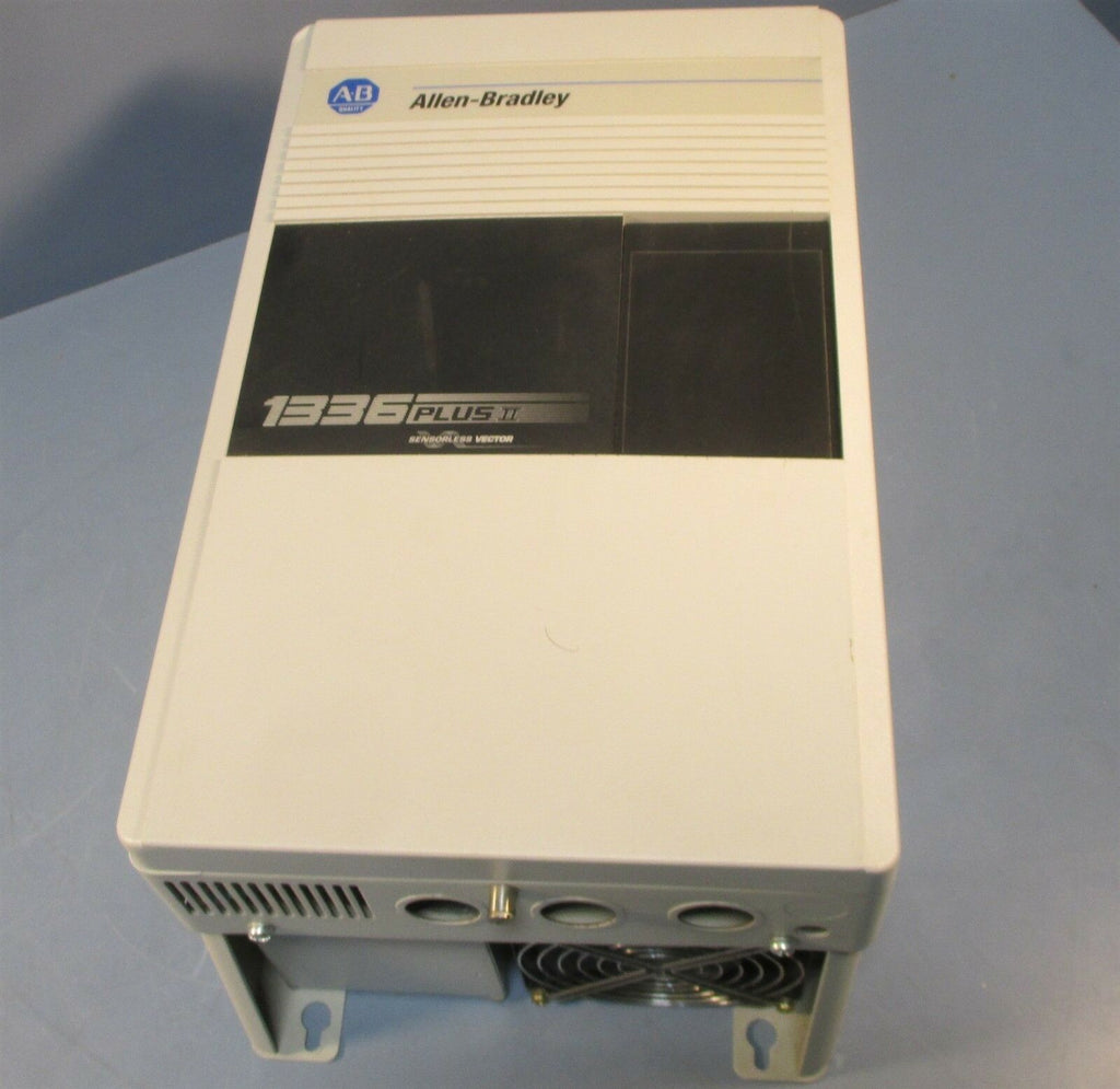 Allen Bradley Adjustable Frequency AC Drive 30 HP, 1336F-B030-AN-EN-LA3 Ser A