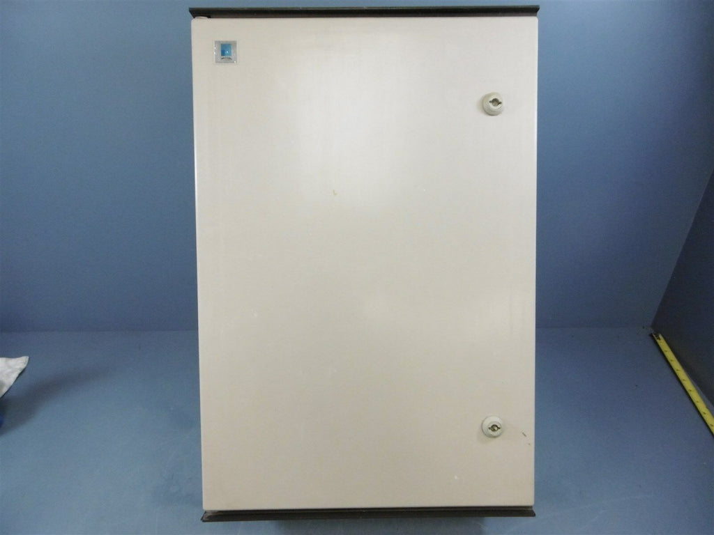 "Used RITTAL KS1664 Electronic Enclosure 24""x16""x8"" Good Condition"