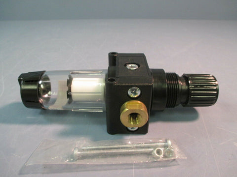 MASTER PNEUMATIC-DETROIT AIR PRESSURE REGULATOR CFR11MSR307NG
