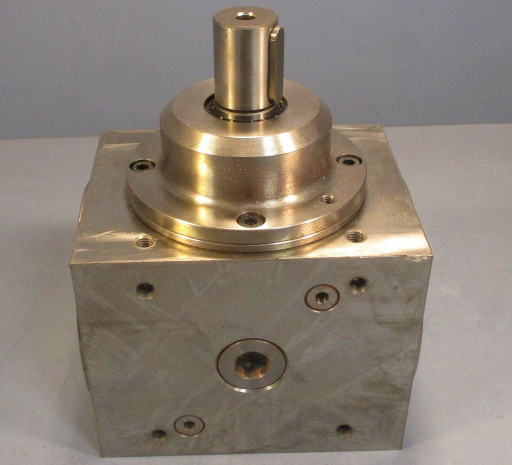 Tandler HWA1-III-1:1 Right Angle Gear Speed Reducer Gearbox 32mm Shaft NWOB