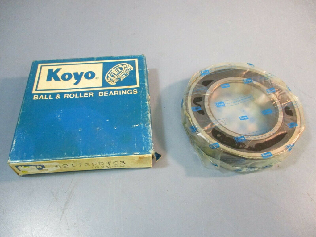 Koyo Single Row Ball Bearing 6217-2RDTC3 NEW IN BOX
