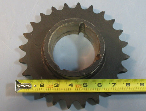 Martin 80BTB24H 2517 Taper Lock Sprocket for #80 Chain w/ 24 Teeth NOS