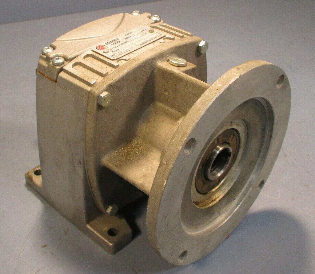 US Gearmotors Motors CBN3012SB314U143TC Gear Speed Reducer 14:1 Ratio, 776 In-Lb
