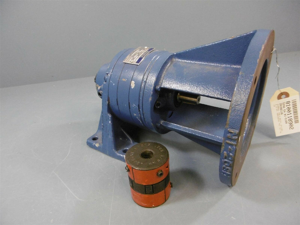 New Merrick Reducer CNHJS-4075DAY-435 435:1 1750RPM 217 Output TQ